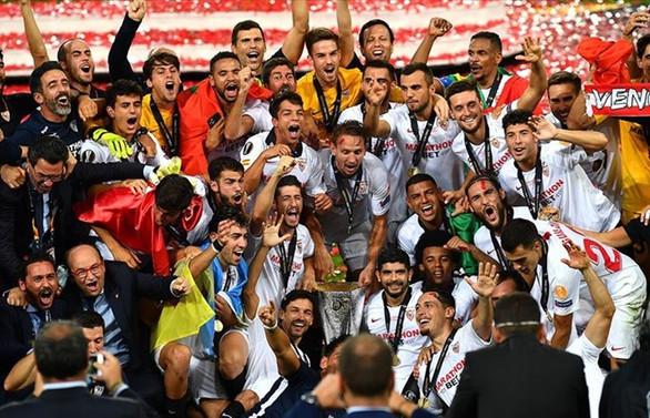 UEFA Avrupa Ligi'nde şampiyon Sevilla