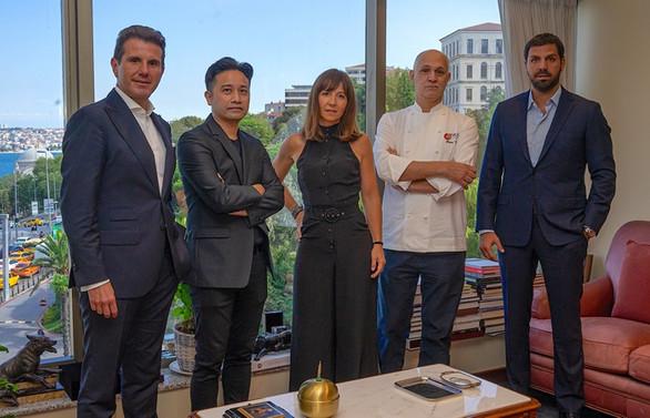 Japon mutfağının uluslararası temsilcisi Nobu, baharda İstanbul'da