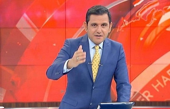 Fatih Portakal istifa etti