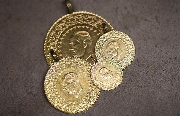 Gram altın 460 lira seviyelerinde