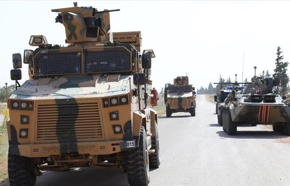 Suriye'de Türkiye-Rusya ortak devriyesine saldırı