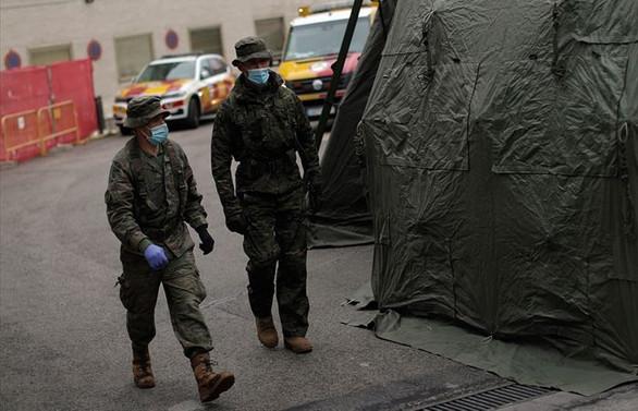 İspanya'da ordu yeniden sokağa iniyor