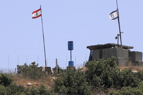 İsrail ordusu, Lübnan Hizbullah'ına ait gözlem noktalarını vurdu
