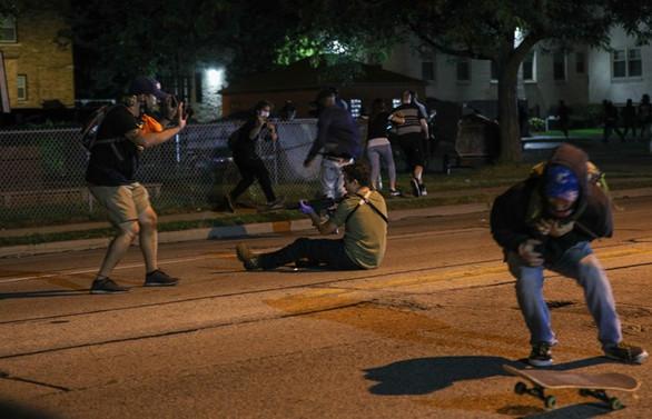 ABD'de polis şiddetine karşı protestolar 3. gününde