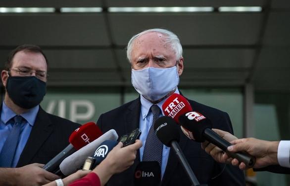 ABD Suriye Özel Temsilcisi James Jeffrey: Suriye meselesinin çözümünde Türkiye masada olmalı