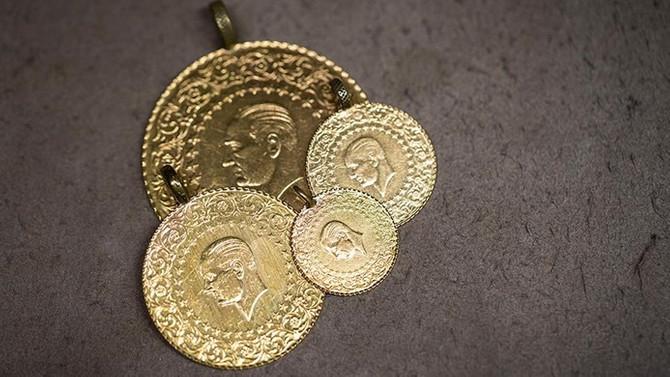 Gram altın 458 lira seviyelerinde