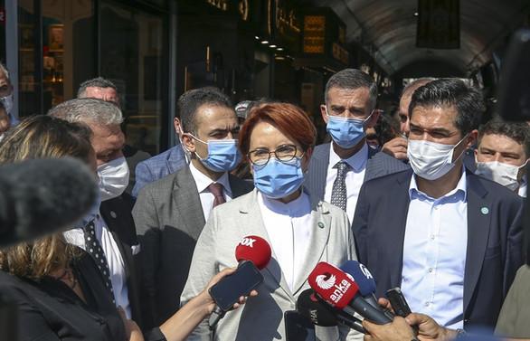 Akşener'den 30 Ağustos açıklaması: Salgının gerekçe gösterilmediği bir sürü toplantı oldu