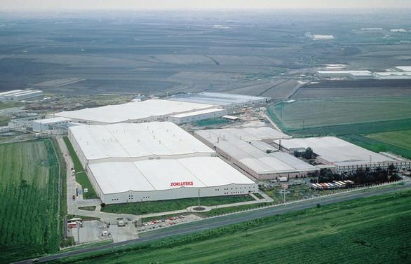 Zorluteks, TSE COVID-19 Güvenli Üretim Belgesi'ni aldı