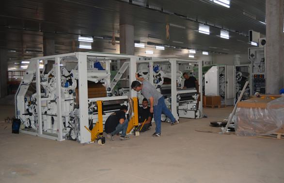 Gaziantep'te tarımsal sanayi yatırımları genişliyor