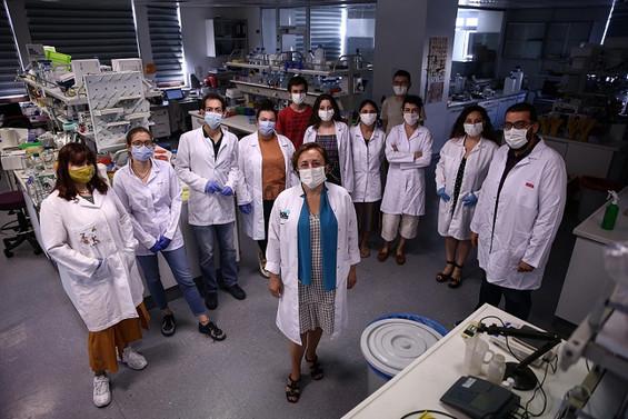 Boğaziçi Üniversitesi aşı çalışmalarında hayvan deneyi aşamasına geçildi