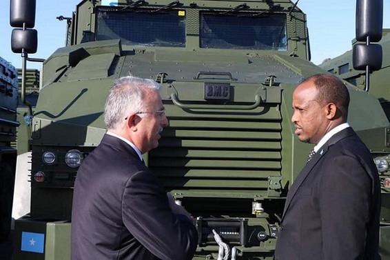 BMC, ihracat yaptığı ülkelere Somali'yi de ekledi