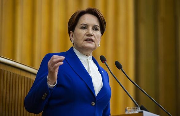 İYİ Parti Genel Başkanı Meral Akşener'den 30 Ağustos mesajı