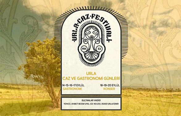 Urla Caz ve Gastronomi Günleri için geri sayım başladı