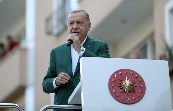 Cumhurbaşkanı Erdoğan açıkladı: Giresun'da KOBİ'lere faizsiz kredi ve hibe desteği