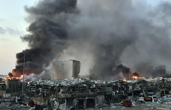 Dünya Bankası: Beyrut'taki patlama 4,6 milyar dolara varan hasara neden oldu