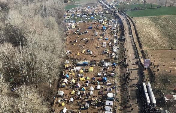 Yunanistan: Türkiye'den gelen göçmen ve mültecilerin sayısında azalma var