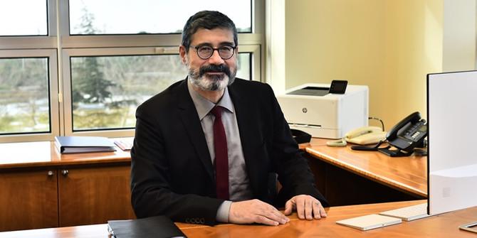 Sabancı Üniversitesi Rektörü Leblebici'ye 'Üstün Başarılı Mezun Ödülü'