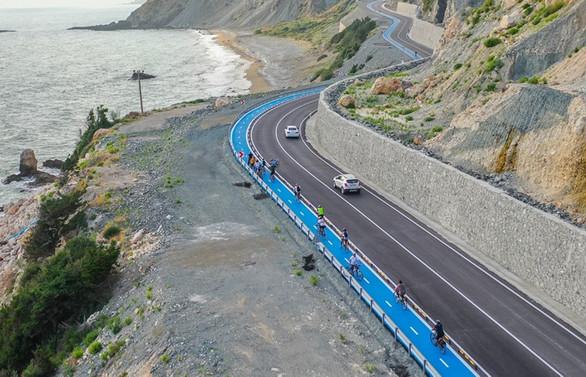 Dünyanın en uzun bisiklet yolu Hatay'da spor ve doğa turizmini hareketlendirecek