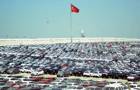 Otomotivde 87 bini aşan satış 'temmuz' rekoru getirdi