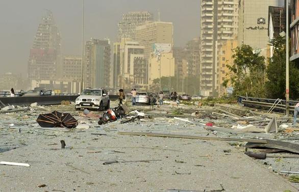 Dışişleri Bakanlığı: Beyrut'ta sahra hastanesi kuracağız