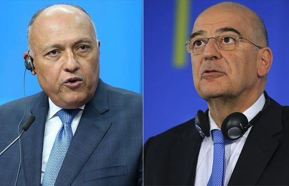 """Mısır ile Yunanistan """"deniz yetki alanları anlaşması imzaladı"""