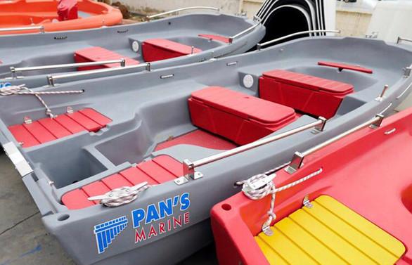 Pan's Marine, 5 yeni tekne modelini piyasaya sunacak