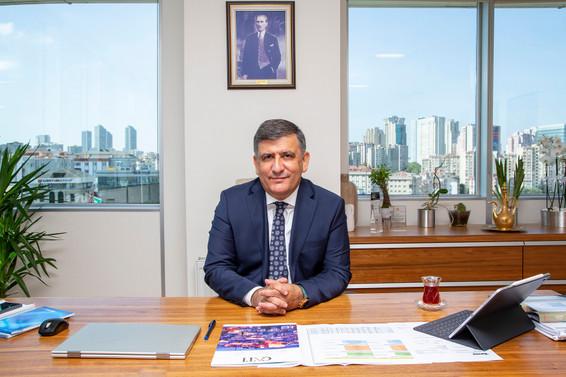 Halk GYO'nun yeni Genel Müdürü Bülent Karan oldu