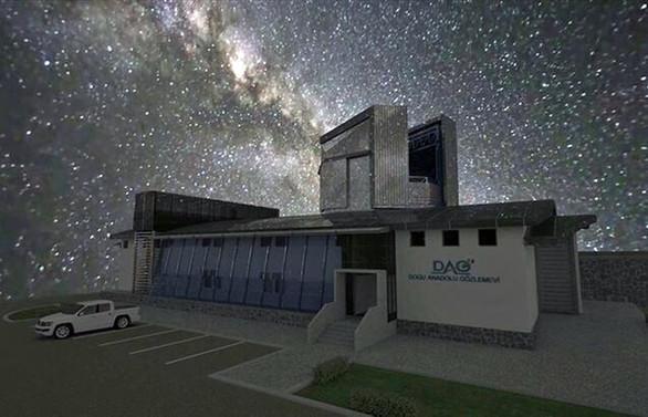 Doğu Anadolu Gözlemevi 2021'de açılacak