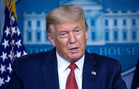 Trump 'geçici felç' iddialarını yalanladı