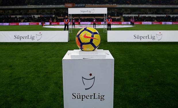 Süper Lig'de yeni sezon başlıyor