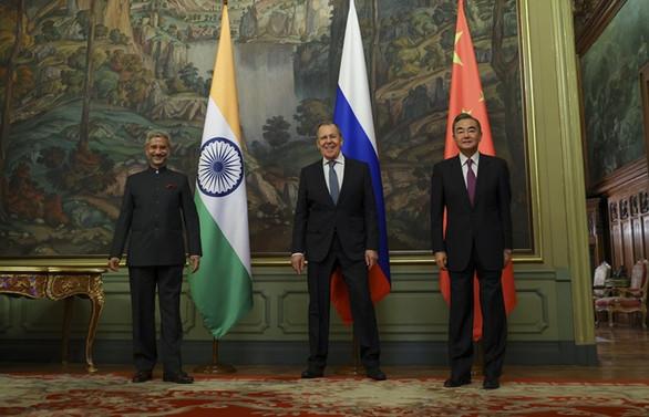 Rusya'da Şangay İşbirliği Örgütü Dışişleri Bakanları Konseyi toplantısı yapıldı