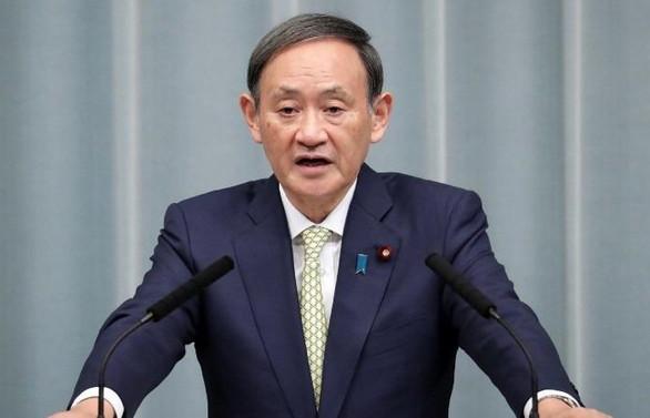 Suga: Güney Çin Denizi'nde gerginlik istemiyoruz