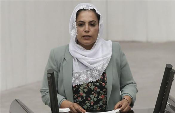 HDP Milletvekili Tosun'a 10 yıl hapis cezası verildi