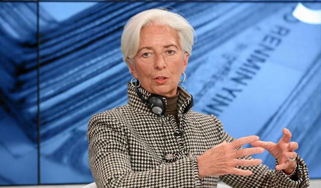 Lagarde: 3. çeyrekte toparlanma düzensiz olacak