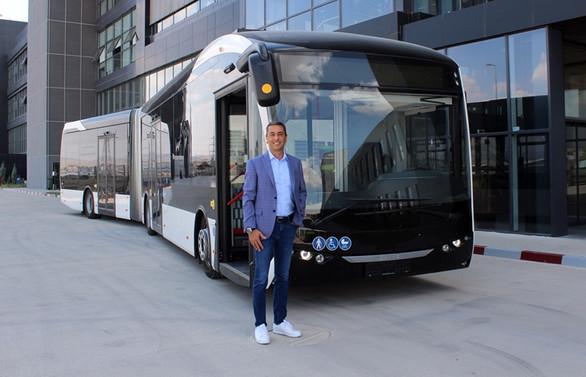 Bozankaya elektrikli otobüsten sonra yerli metro üretecek