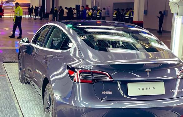 Tesla, Çin'de ürettiği Model 3'ü Asya ve Avrupa'ya satacak
