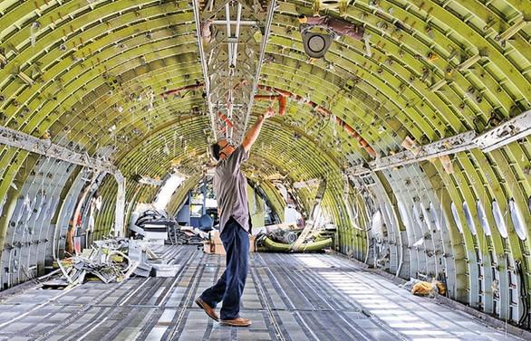 Uçaklarda COVID-19 emekliliği, sökümleri hızlandırdı