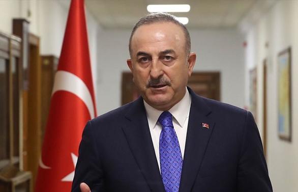 Dışişleri Bakanı Çavuşoğlu: Türkiye Doğu Akdeniz'de geri adım atmadı