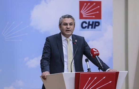 Salıcı: KKTC ve ülkemizin Doğu Akdeniz'deki çıkarlarını sonuna kadar savunacağız