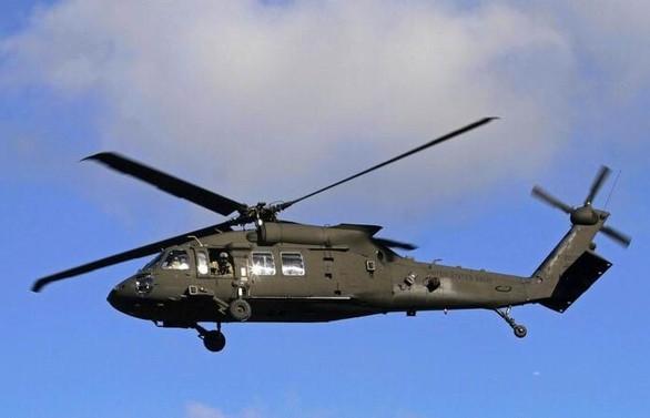 Suriye'nin kuzeyinde ABD helikopteri düştü iddiası