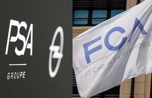Fiat Chrysler ve PSA birleşme koşullarını değiştirdi