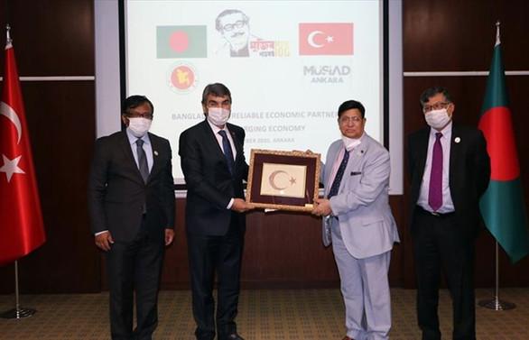 MÜSİAD Ankara Başkanı Acar: Bangladeş ile köklü ilişkilerimiz var
