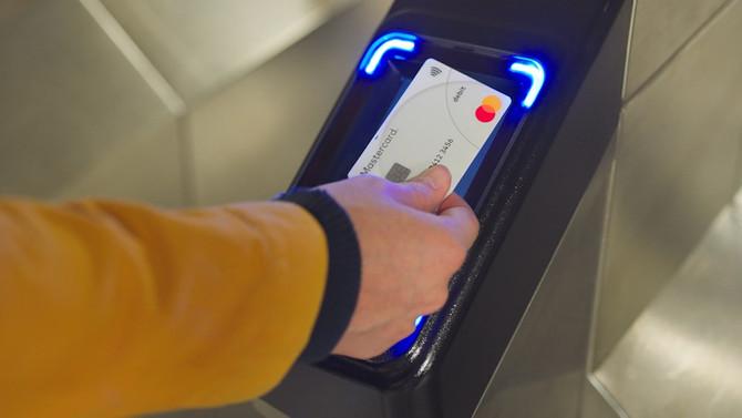 Metroda ya da benzincide, dijital ödemeler güvende