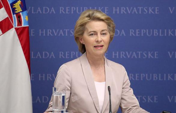 Avrupa Komisyonu Başkanı Leyen: Türkiye ile Avrupa arasındaki mesafe artıyor