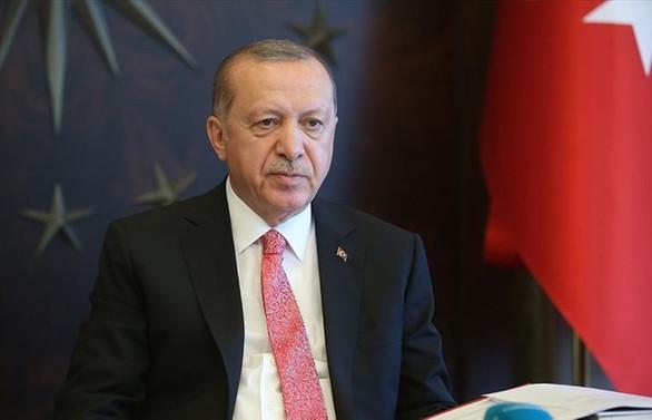 Cumhurbaşkanı Erdoğan, Menderes, Zorlu ve Polatkan için mesaj yayımladı