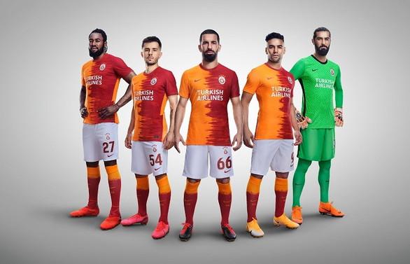 Galatasaray'ın Avrupa kupalarındaki forma sponsoru THY oldu