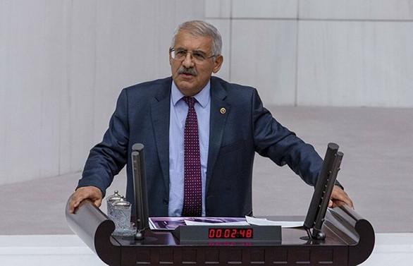 İYİ Partili Fahrettin Yokuş'un korona testi pozitif çıktı