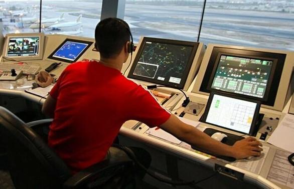 Hava trafik kontrolörleri diplomalarını aldı