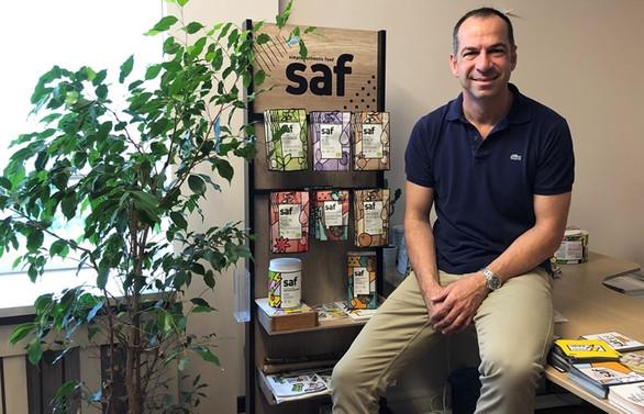 SAF Nutrition Stevie Awards'tan ödülle döndü