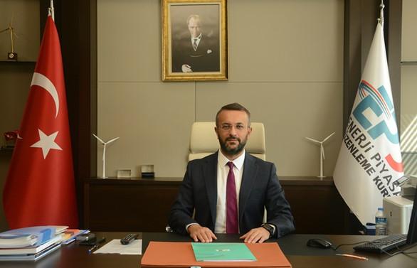 EPDK Yönetim Kurulu Üyesi Çiçek, ERRA yönetiminde